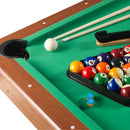 Mesa de Pool Grande Game Power 213 x 118 x 78 cm