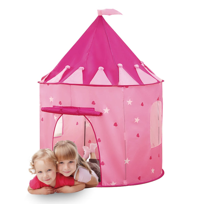 Game Power Carpa Castillo Infantil para Niñas