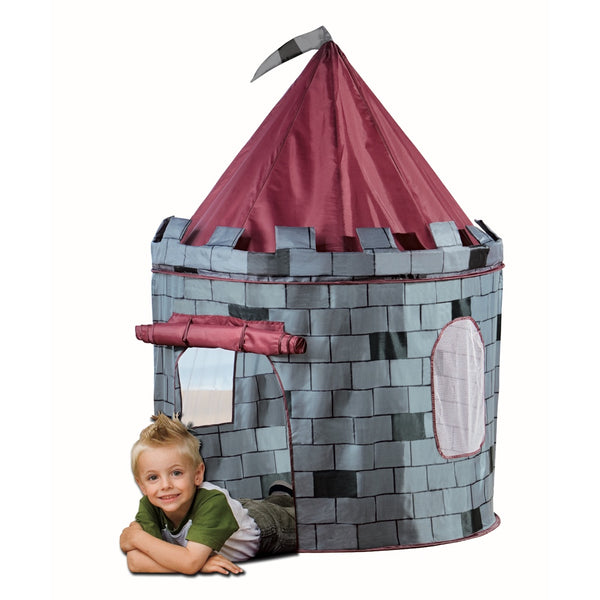 Game Power Carpa Castillo Infantil para Niños