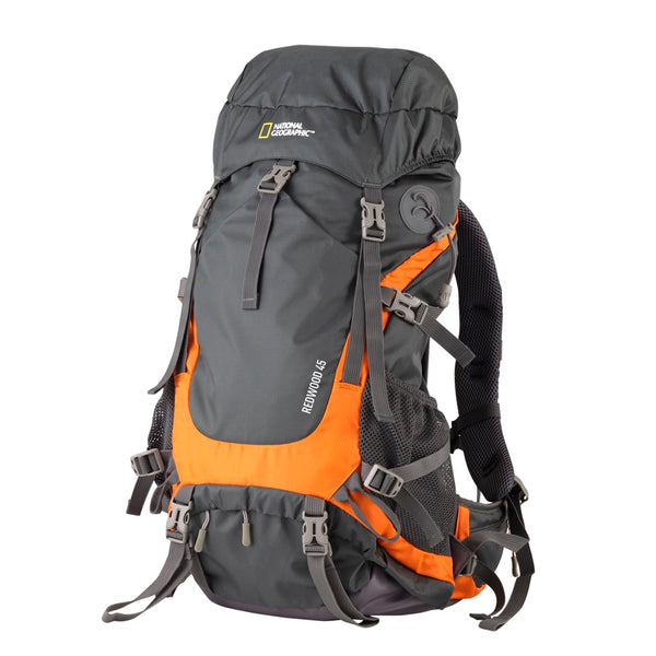National Geographic Mochila Trekking Redwood 45 Litros