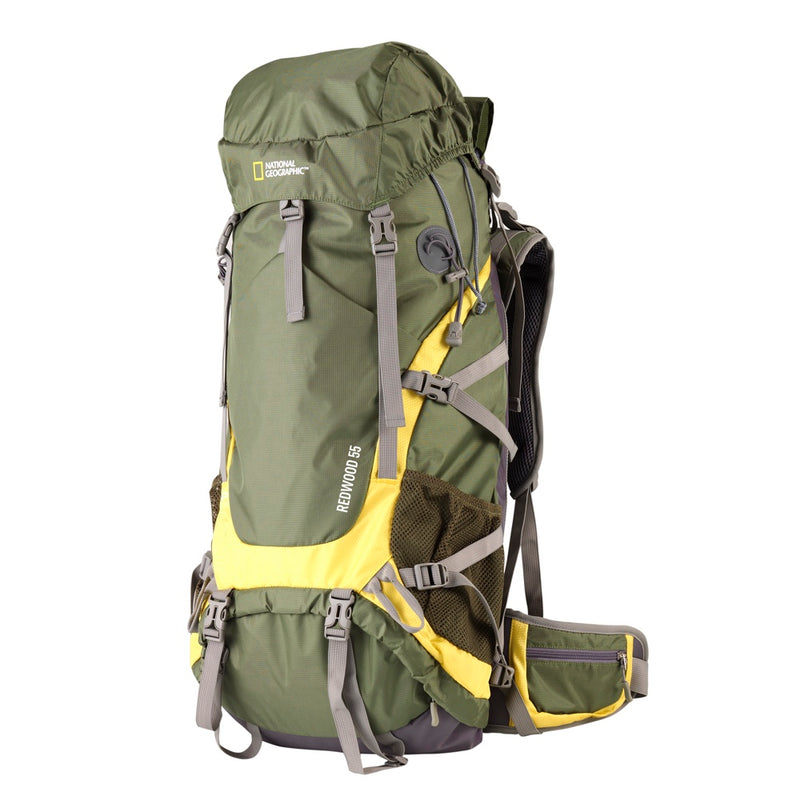 National Geographic Mochila Trekking Redwood 55 Litros