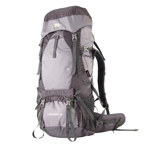 National Geographic Mochila Trekking Lakewood 60 Litros