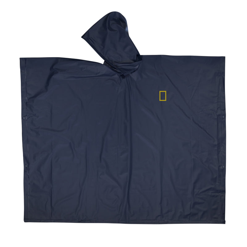 Poncho Impermeable National Geographic