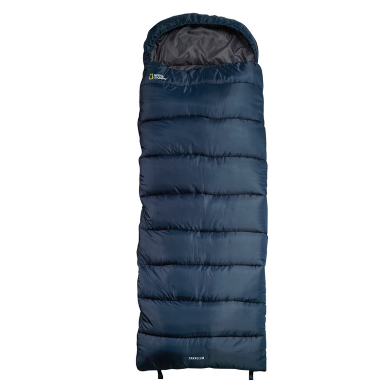 National Geographic Saco de Dormir Traveller Azul