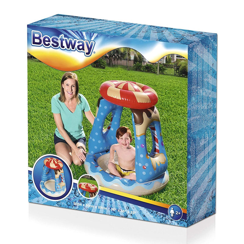 Piscina Inflable Bestway Candyville con Techo
