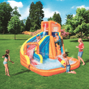 Bestway Mega Parque Acuático Inflable Turbo Splash Water Zone H2OGO!