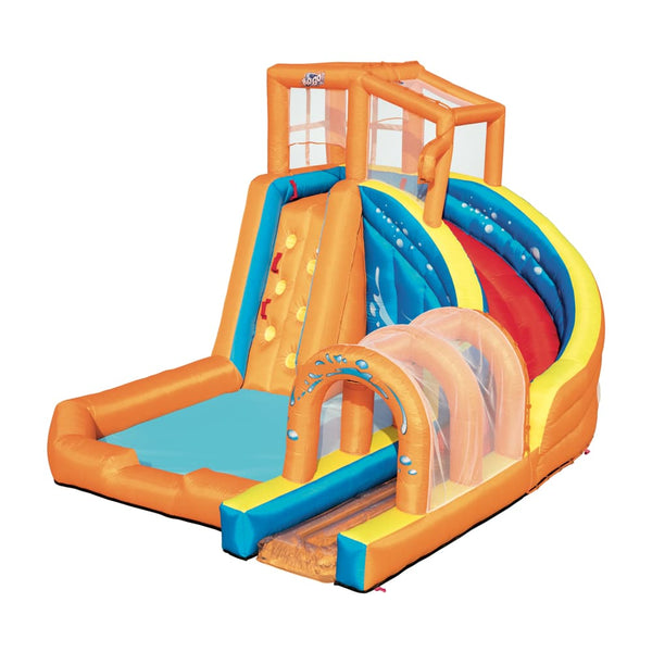 Bestway Mega Parque Acuático Inflable Hurricane Tunnel Blast H2OGO!