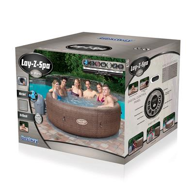 Bestway Spa Inflable Lay-Z-Spa St. Moritz Air Jet