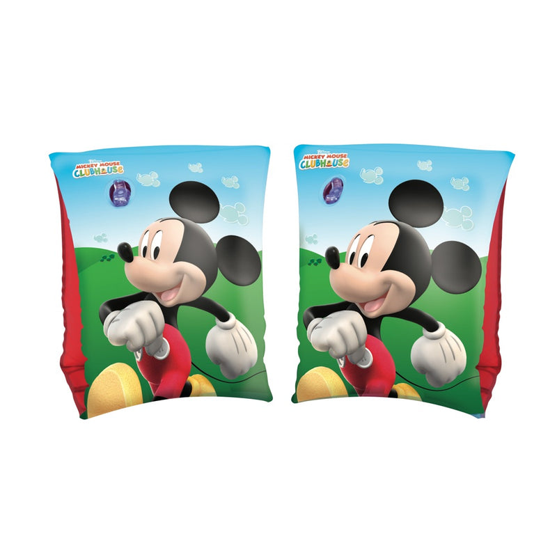 Alitas Inflables Bestway Mickey Mouse 23cm x 15cm