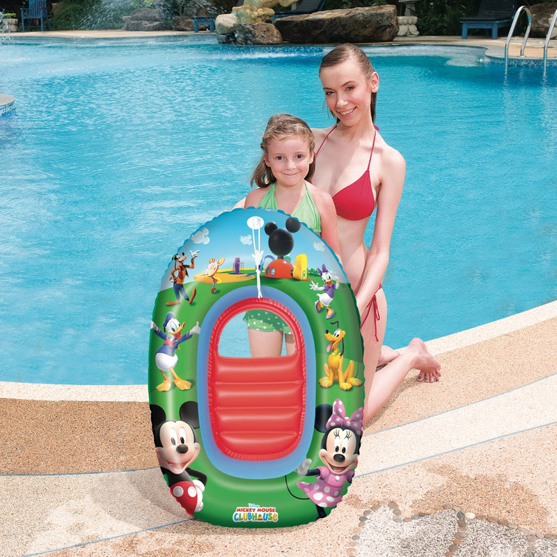 Bestway Botecito Inflable Mickey & Minnie 101cm x 68cm