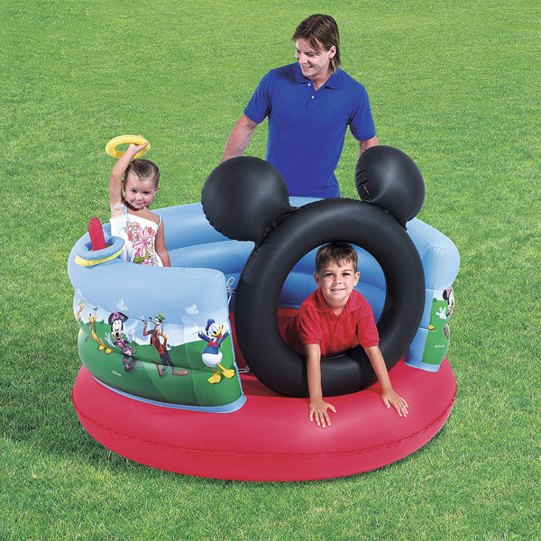Bestway Gimnasio Inflable Mickey Mouse