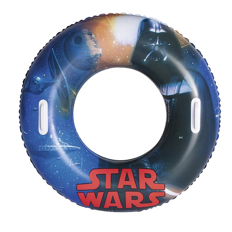 Flotador Inflable Bestway Anillo Star Wars 91cm