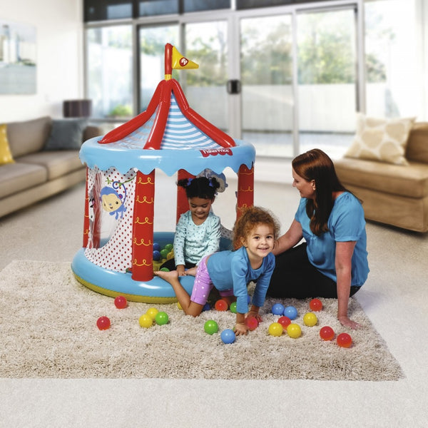 Fisher Price Centro de Juegos Circus Ball Pit