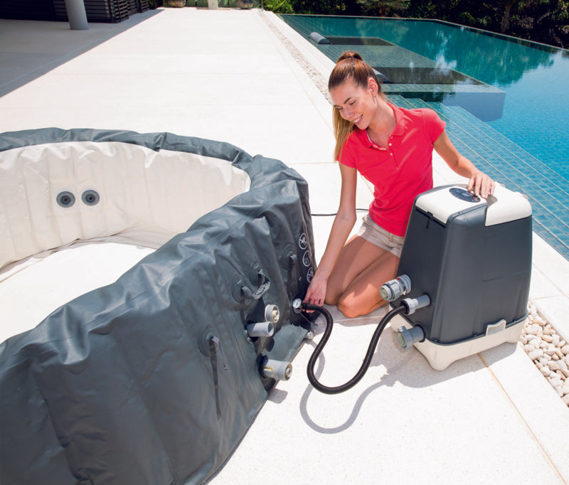 Spa Inflable Bestway Lay-Z-Spa Hawaii Hydrojet Pro