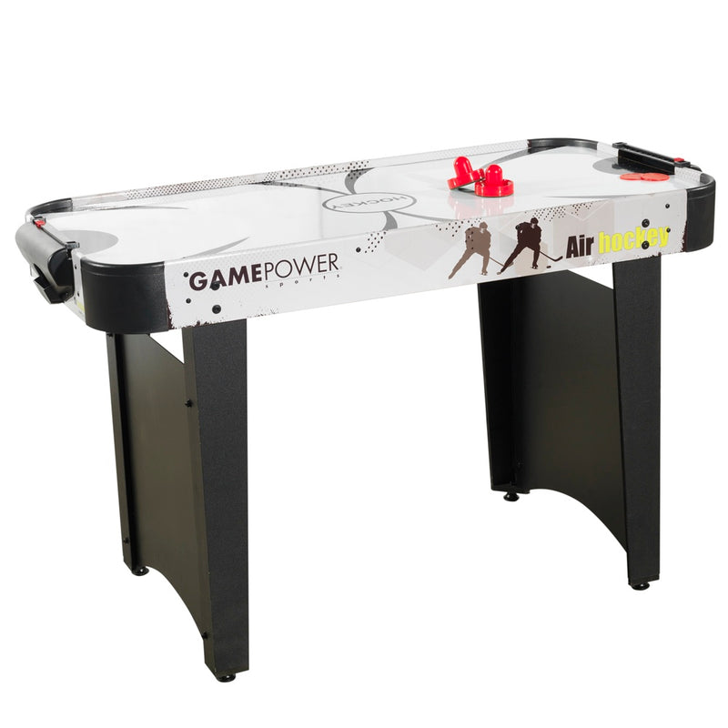 Game Power Mesa de Air Hockey 122 x 61 x 78 cm.
