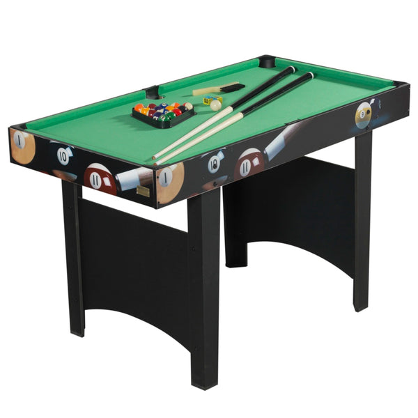 Game Power Mesa de Pool Pequeña 122 x 65 x 78 cm.