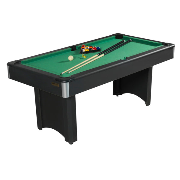 Game Power Mesa de Pool Mediana 183 x 91 x 79 cm.
