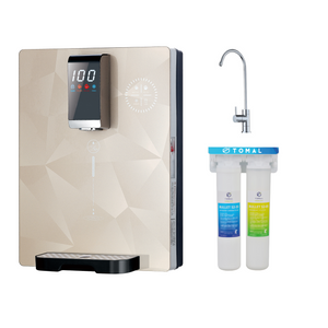 FreshDew®+ Hot & Ambient Cool Dispenser + 2 Filters + NSF Drinking Tap