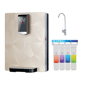 FreshDew®+ Hot & Cool Dispenser+ 4 Filters + NSF Tap