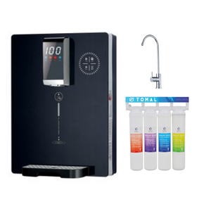 FreshDew®+ Hot & Ambient Cool Dispenser+ 4 Filters + NSF Tap