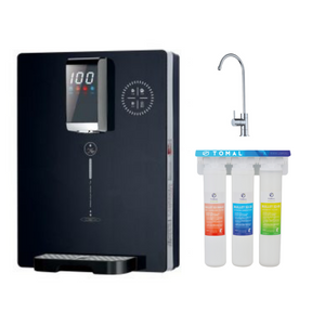 FreshDew®+ Hot & Ambient Cool Dispenser + 3 Filters + NSF Tap