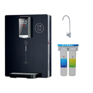 Freshdew Hot & Cool Water Dispenser, Singapore, NSF Tap, Bullet Series