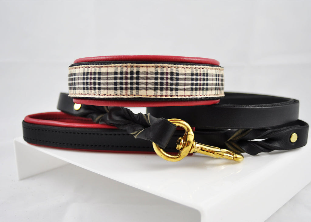 Burberry Collar 1 Inch