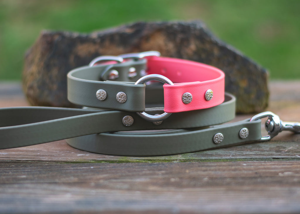 BioThane® Adirondack Basic Central O Ring Collar
