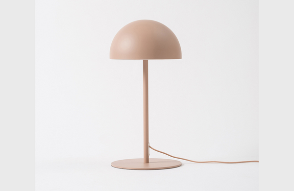 Almond Moon Table Lamp