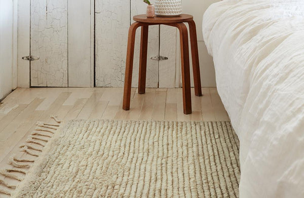 Armadillo & Co Malawi Oatmeal Rug