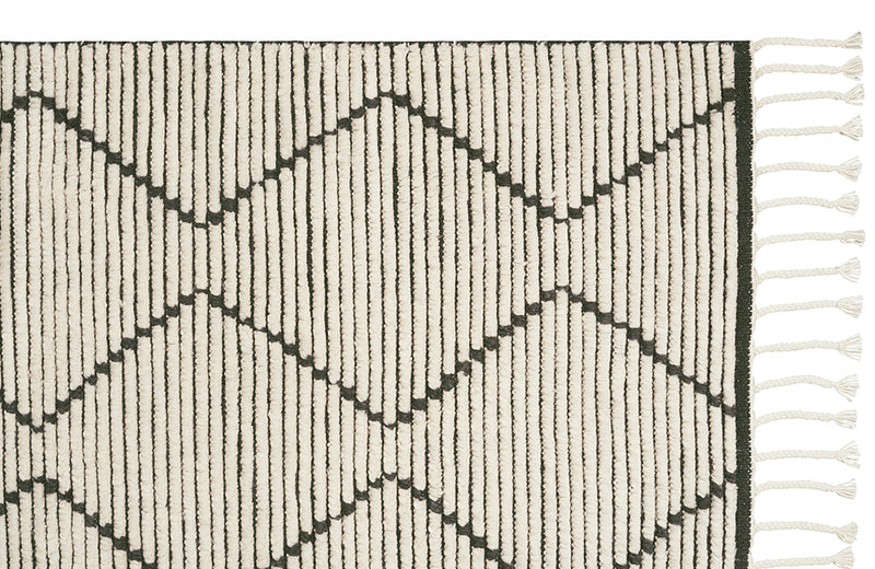 Armadillo & Co Nala Natural & Slate Rug