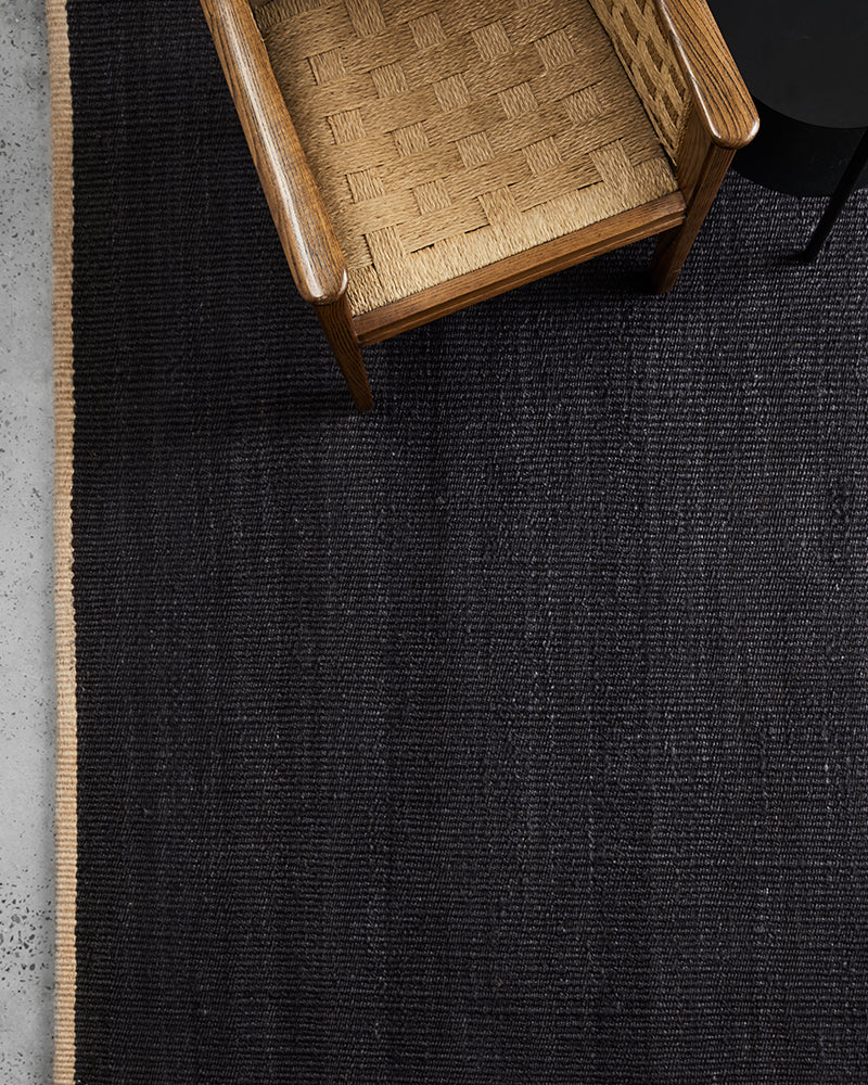 Armadillo & Co Nest Charcoal Rug
