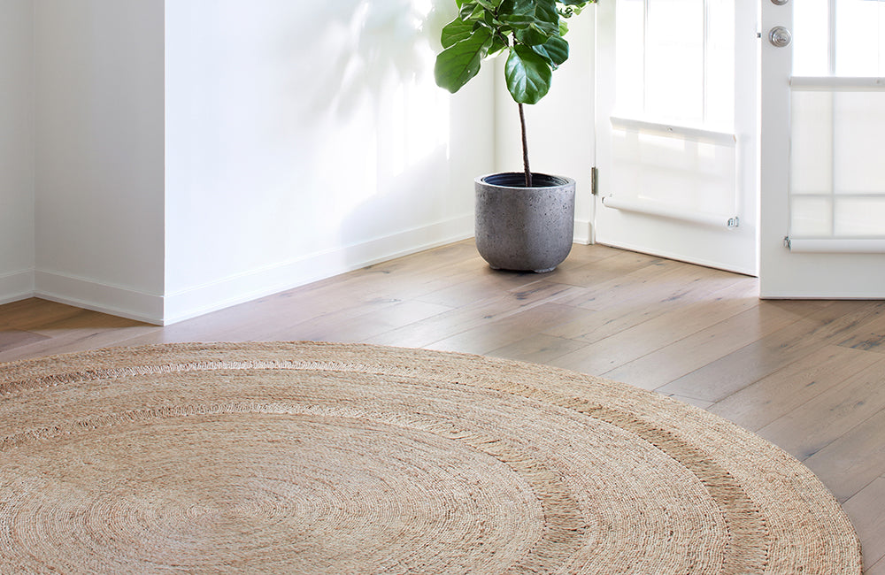 Armadillo & Co Petunia Natural Rug