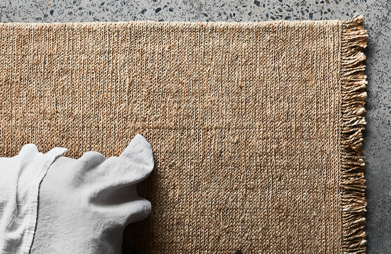 Armadillo & Co Sahara Natural Rug