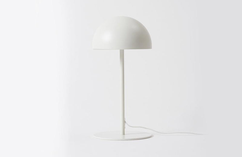 Citta White Moon Table Lamp