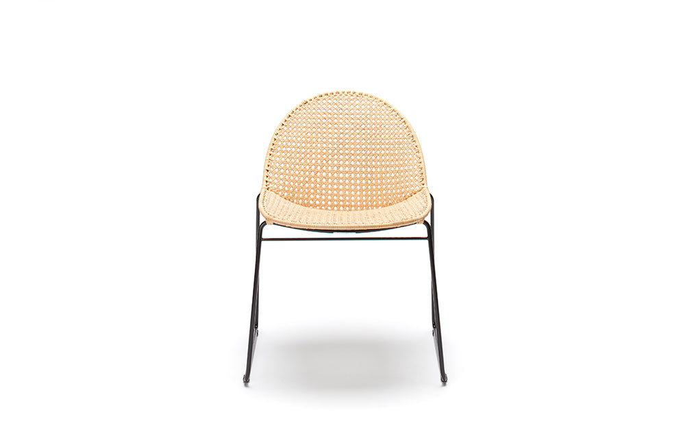 Feelgood Designs Natural Rattan Reef Chair