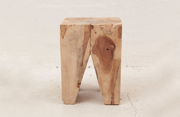 Inartisan Rafi Peg Stool / Side Table