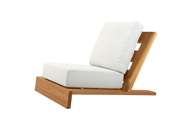 Kira & Kira Collection Halcyon Outdoor Natural One Seater