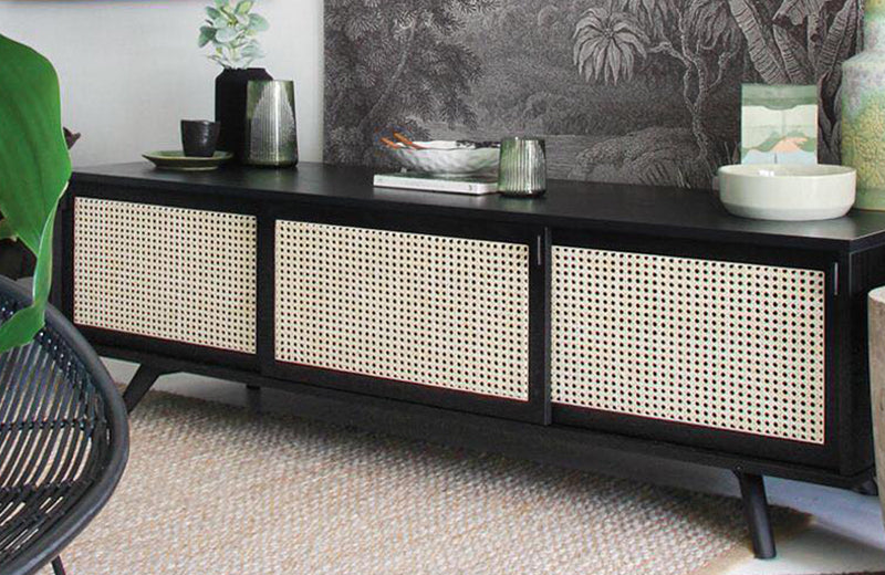 Kira & Kira Collection - The Iconic Black Sideboard