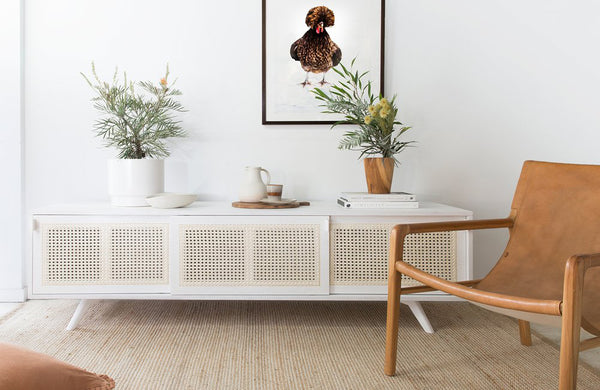 Kira & Kira Collection - The Iconic White Sideboard