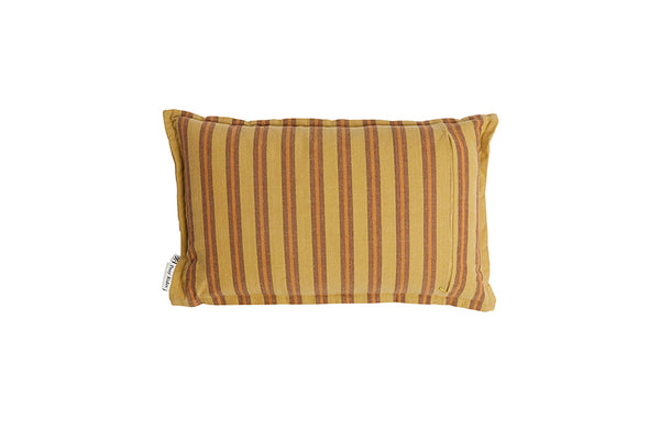 Pony Rider Lil Safari Stripe Stripe Golden Tan Cushion