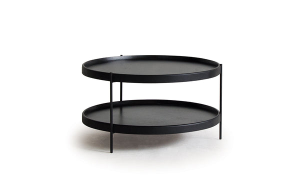 Sketch Black Humla Coffee Table