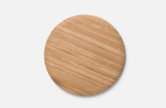 Sampa Round Board Oak L