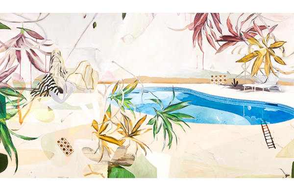Pool Time Limited Edition Print