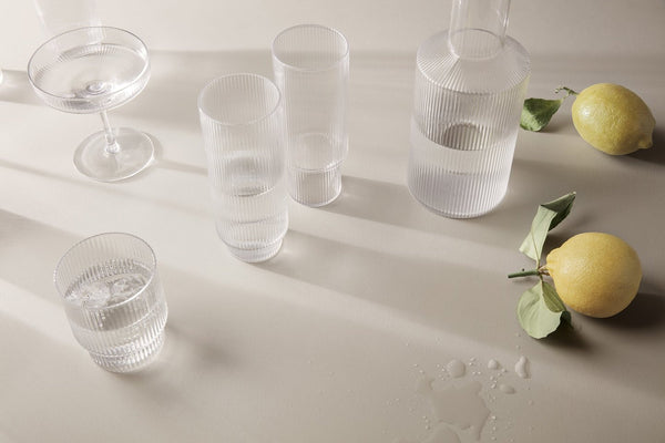 Ripple Small Carafe Set