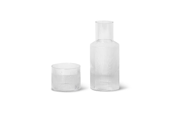 ripple carafe set ferm living