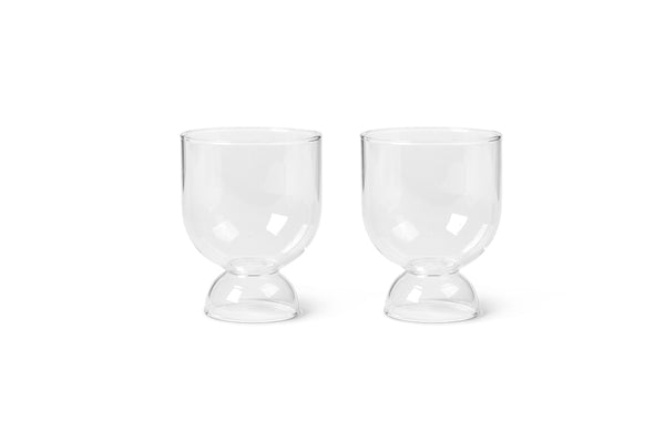 Still Glasses - Set of 2 - Clear