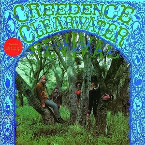 Creedence Clearwater Revival - Creedence Clearwater Revival - 12 INCH RECORD