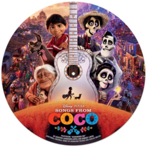 Various Artists - Songs From Coco - 12 INCH RECORD