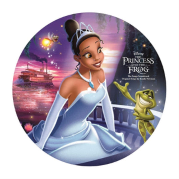 Various Artists - The Princess And The Frog: The Songs Soundtrack - 12 INCH RECORD